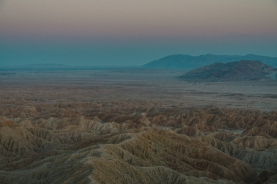 Fonts Point, Borrego Springs, CA