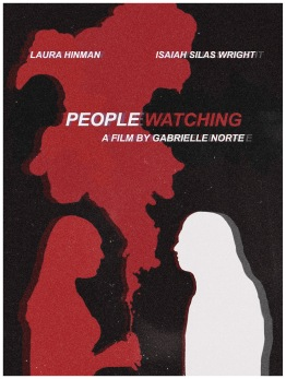 Official People Watching Poster